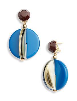 Holt Drop Earrings by Rachel Comey