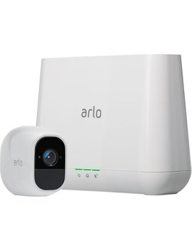 Pro 2 Indoor/Outdoor 1080p Wi Fi Wire Free Security Camera by Arlo