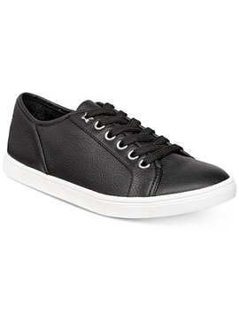 Melina Lace Up Sneakers, Created For Macy's by American Rag