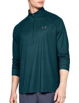 Under Armour Men's Tech ½ Zip Long Sleeve Shirt by Under Armour