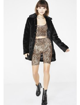 Wild Prey Cropped Tank by Current Mood