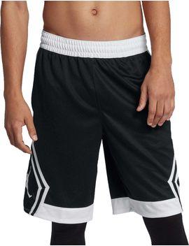 Jordan Men's Rise Diamond Basketball Shorts by Jordan