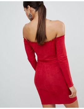 Ax Paris Long Sleeve Bodycon Dress by Dress