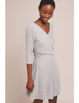 Yarmouth Brushed Fleece Dress by Amadi