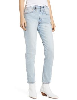 501® Ankle Slim Jeans by Levi's®