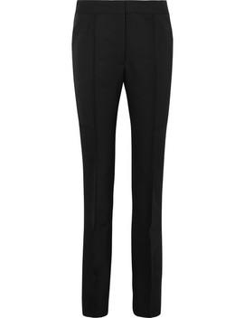 Wool Slim Leg Pants by Stella Mc Cartney