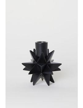 Sternförmiger Kerzenhalter by H&M