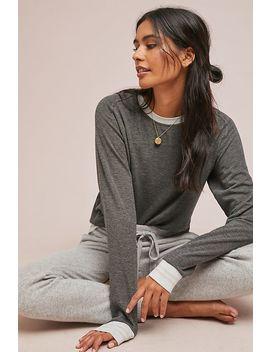 Metallic Varsity Sweatshirt by Coa