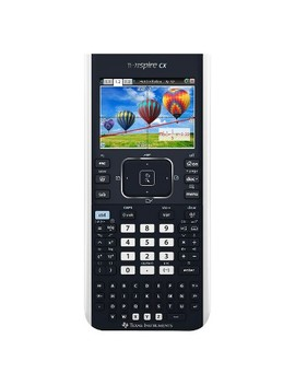 Texas Instruments Nspire Cx Color Graphing Calculator   Black by Texas Instruments
