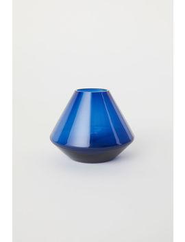 Kleine Glasvase by H&M