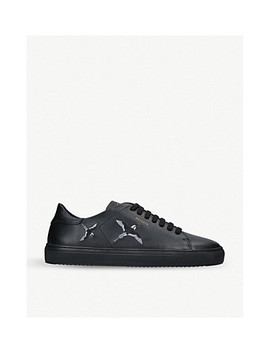 Clean 90 Bird Leather Trainers by Axel Arigato