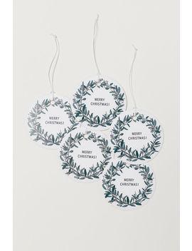 Geschenkanhänger by H&M