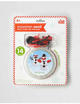 Dci Make Your Own Snowman Sand Kit by American Eagle Outfitters