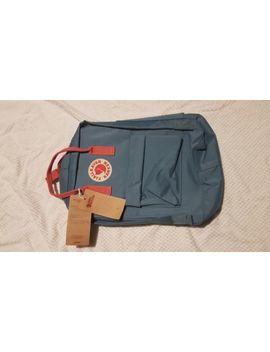 F Jallraven Kanken Backpack, Torquoise And Pink by Ebay Seller