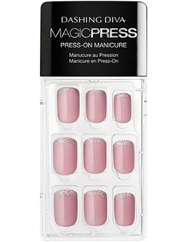 Online Only Magic Press Daily Beauty Press On Gel Nails by Dashing Diva