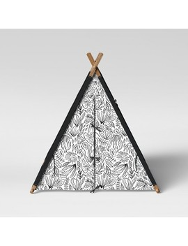 Color Your Own Tent A Frame Tent   Pillowfort™ by Pillowfort
