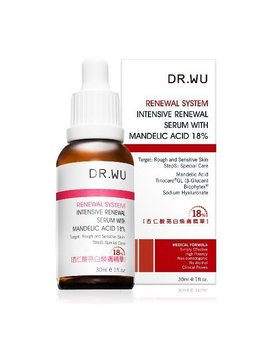 Dr.Wu Intensive Renewal Serum With Mandelic Acid 18 Percents 30ml by Dr. Wu