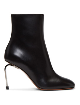 Black Maria Boots by Clergerie
