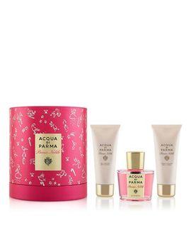 Acqua Di Parma   'peonia Nobile' Eau De Parfum Gift Set by Acqua Di Parma