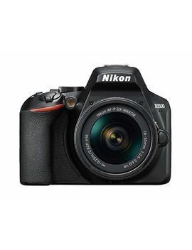 Nikon D3500 + Af P Dx 18–55 Vr Kit   Black by Nikon