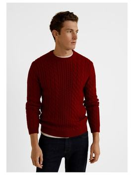 Morning   Strickpullover by Mango