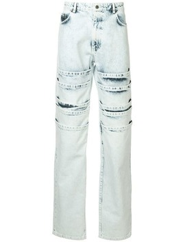 Layered Jeans by Y / Project