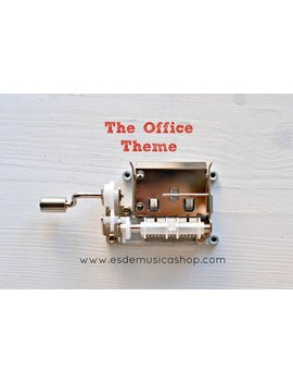 Your Favourite Melodies In A 15 Notes Mechanism. The Office Theme, A Thousand Years, All Of Me, Perfect, Fix You, Everglow, The Scientist, by Etsy