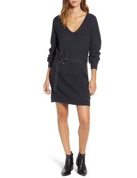 Belted Sweater Dress by Bp.