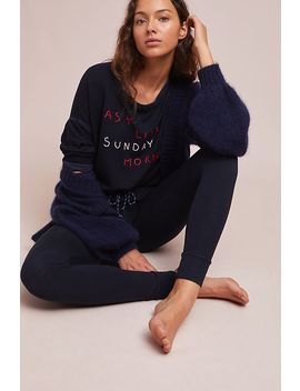 Sundry Easy Like Sunday Sweatshirt by Sundry
