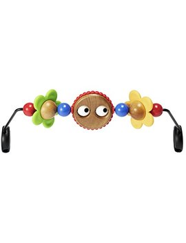 Babybjorn Wooden Toy For Bouncer   Googly Eyes by Baby Björn