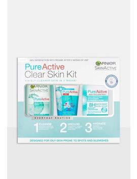Pure Active Anti Blemish Kit Oily Skin by Missguided