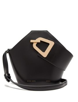 Mini Johnny Leather Shoulder Bag by Danse Lente