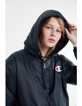 Champion Sherpa Lined Hooded Anorak Jacket by Champion