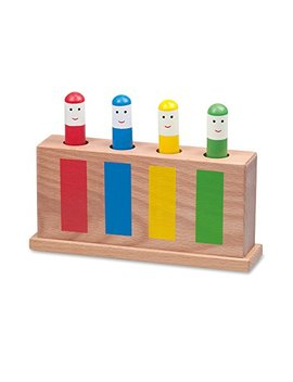 Galt Toys Classic Pop Up Toy, Multi Coloured by Galt Toys