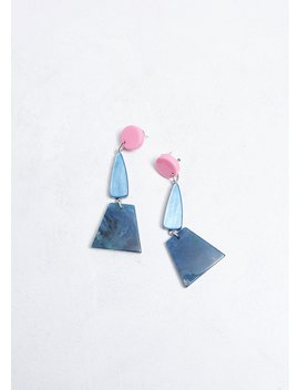 Dismount Earrings by Rachel Comey