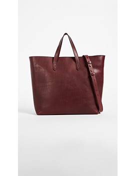 New Zip Top Tote by Madewell