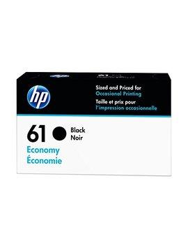 Hp 61 Ink Cartridge Black Economy (B3 B07 An) For Hp Deskjet 1000 1010 1012 1050 1051 1055 1056 1510 1512 1514 1051 2050 2510 2512 2514 2540 2541 2542 2543 2544 2546 2547 3000 3050 3051 3052… by Hp