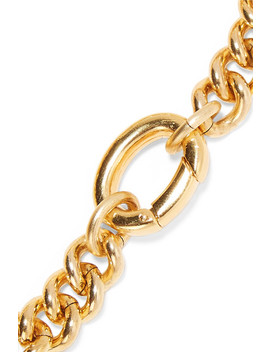 Presa Gold Tone Bracelet by Laura Lombardi