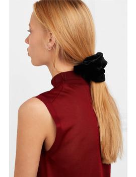 Velvet Hair Tie by Jennifer Behr