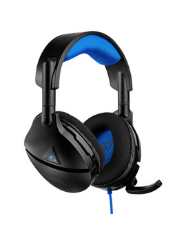 Turtle Beach Stealth 300 Gaming Headset With Microphone For Play Station 4   Black by Turtle Beach