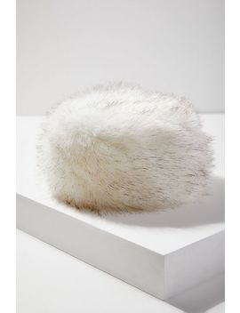 Faux Fur Cap by Urban Outfitters