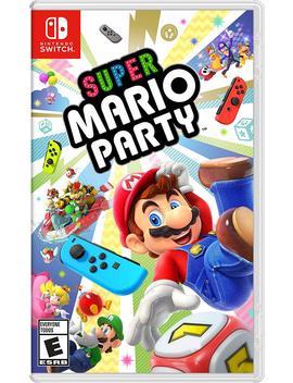 Super Mario Party by By          Nintendo