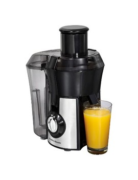 Hamilton Beach Big Mouth® Pro Juice Extractor   Stainless 67608 by Hamilton Beach