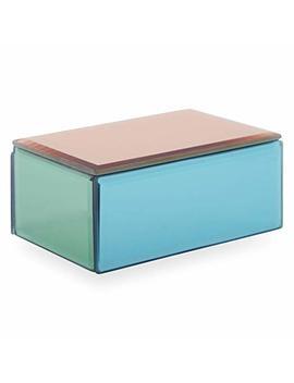 Now House By Jonathan Adler Chroma Mirror Jewelry Box by Now House By Jonathan Adler