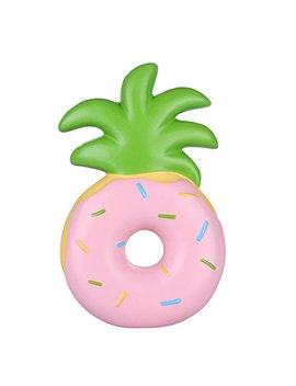 """Squishy Jumbo Pineapple Donut 6.1"""", Vlampo Slow Rising Stress Relief Sweet Scented Squishies Funny Charms Squeeze Kids Toys Super Soft Adorable Decoration Toys (Pink) by Rosybeat"""