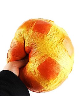 Dimanul Squishies Slow Rising Jumbo Toy Kawaii Squishies Pack Cheap Stress Relief Giant Squishy Scented Scented Squishy Bread Cake Squishy Toys For Kids And Adults Cute Mini Toy Girl by Dimanul