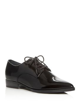 Women's Finna Pointed Toe Oxfords by Marc Fisher Ltd.