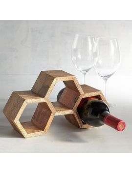 Honeycomb Stackable Wine Rack by Pier1 Imports