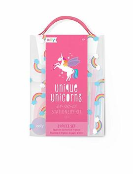 Ooly, Gift Set Unique Unicorns Stationery Kit With (138 008) by Ooly