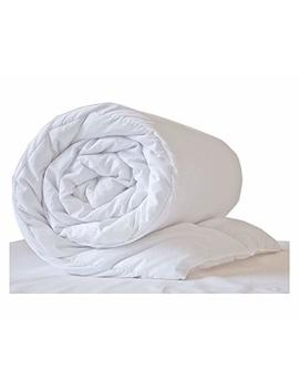 Premium 16.5 Tog Extra Thick & Warm Duvet Quilt Double Size   Energy Efficient   Made In The Uk By Lancashire Bedding by Lancashire Textiles
